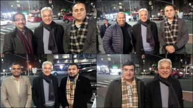 Khawaja Asif, PMLN New York