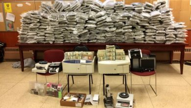 QUEENS-BASED COUNTERFEIT CREDIT CARD RING DISMANTLED