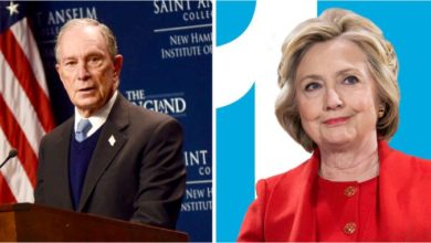 Hillary Clinton, Michael Bloomberg