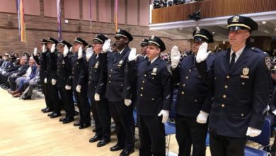 NYPD Promotions