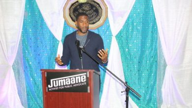 Jumaane D. Williams thanks Pakistani community